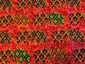エスニックエレファント(レッド) | om namo shop - オナモショップ - タイハーブパットと布ナプキン&ユーファイヨガセラピー®(子宮のセルフケア)専門店