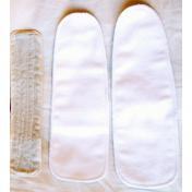 ハッピーナプキン別売りパット(ノーマル4組) | om namo shop - オナモショップ - タイハーブパットと布ナプキン&ユーファイヨガセラピー®(子宮のセルフケア)専門店