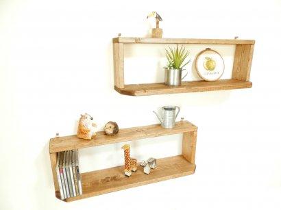 *ハンドメイド*Multipurpose Shelf( Middle Type)Color:Teak