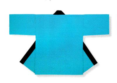 「養-20442」 子供用 ライトブルー 同色帯付