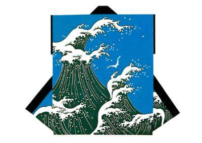 「暁-53372」 袖なし法被 綿100%