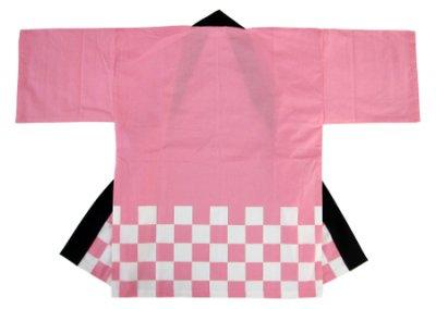 「市松-ピンク」