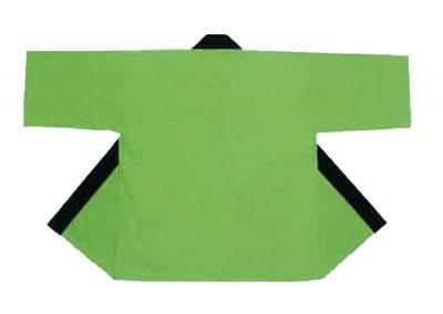 「お-9467」 黄緑 同色帯付