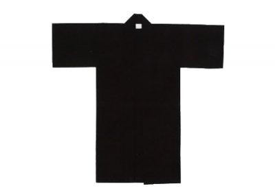 「翔-6042」 黒・衿黒 子供用