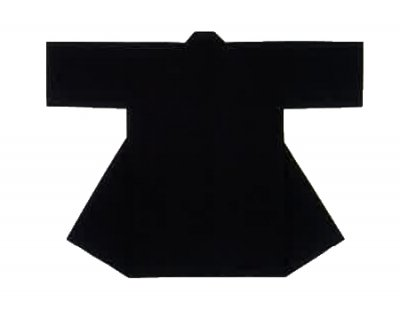 「尺-7638」 長丈 黒