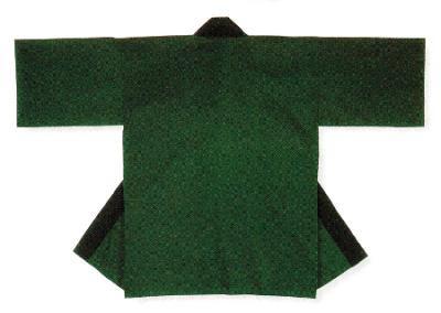 「お-9454」  濃緑 同色帯付