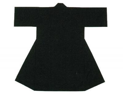 「銚-6107」 長丈 黒
