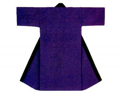「銚-6112」 長丈 紫