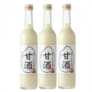 <img class='new_mark_img1' src='https://img.shop-pro.jp/img/new/icons29.gif' style='border:none;display:inline;margin:0px;padding:0px;width:auto;' />山ちゃんの「甘酒」500ml 3本セット 無添加・ノンアルコール・米麹甘酒