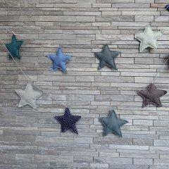 Numero74 Blue Star Garland ヌメロ74 スターガーランド(ブルー)