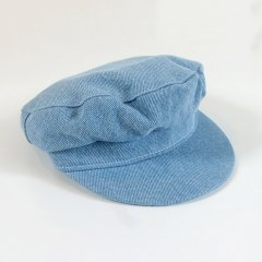【SALE30%OFF】tocoto vintage  SAILOR CAP 003. BLUE トコト ヴィンテージ セーラーキャップ(ブルー)