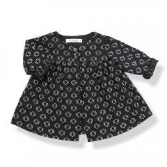【SALE30%OFF】1+ in the family LUCIA spring coat black ワンモアインザファミリー スプリングコート ジャケット(ブラック)