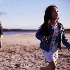 【SALE20%OFF】17SS missiemunster JERSEY DRESS RASIN TROPICS ワンピース(トロピカル)2-6Y
