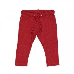 【SALE30%OFF】kids case 2046. Bobby organic pants G. red キッズケース オーガニック ロングパンツ(レッド)