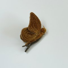 Numero74 BUTTERFLY HAIR CLIP Gold ヌメロ74 バタフライ ヘアクリップ(ゴールド)