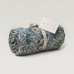 garbo&friends Fauna Snuggl blanket ガルボ&フレンズ 中綿入りブランケット(グリーン)