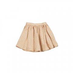 17AW Rylee + Cru scatter mini skirt blush ライリーアンドクルー ミニスカート(ペールサーモン)