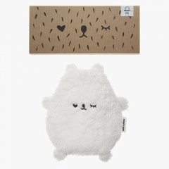 Mana' o nani Travel Buddy bear COCOLITO マナ オ ナニ トラベルバディー ベア(ホワイト)