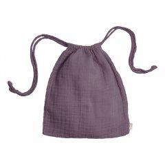 Numero74 NANA SWADDLE BAG Dusty Lilac ヌメロ74 ナナスワドルバッグ(ダスティライラック)