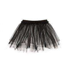 18SS little creative factory Degas Baby Skirt 012/BLACK リトルクリエイティブファクトリー チュールスカート(ブラック)