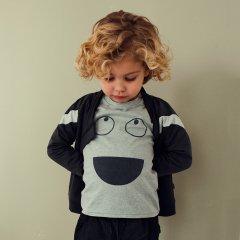 【SALE30%OFF】kidscase Brooklyn organic jacket green キッズケース ブルックリンオーガニックジャケット(グリーン)