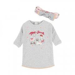 【SALE40%OFF】Little Marc Jacobs  DRESS+HEADBAND リトルマークジェイコブス ワンピース+ヘアバンドセット