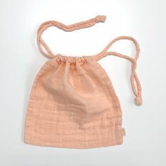 Numero74 NANA SWADDLES BAG Pale Peach ヌメロ74 ナナスワドルバッグ(ペールピーチ)