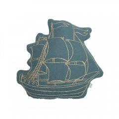 Numero74 Boat Cushion Ice Blue ヌメロ74 ボートクッション(アイスブルー)