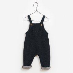 【SALE30%OFF】Play Up Fleece Jumpsuit プレイアップ フリースサロペット(ブラック)