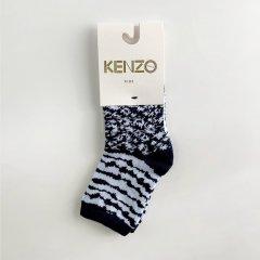 【SALE30%OFF】KENZO EHRENIN LIGHT BLUE ケンゾー ソックス(ライトブルー)