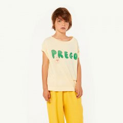 The Animals Observatory ROOSTER KIDS T-SHIRT ROOSTER ジ アニマルズ オブザーバトリー Tシャツ(アイボリー)