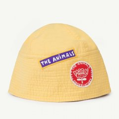 【SALE30%OFF】The Animals Observatory STARFISH KIDS ONESIZE HATSTARFISH KIDS  ハット(ベージュ)