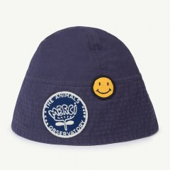 【SALE30%OFF】The Animals Observatory STARFISH BABIES ONESIZE HAT STARFISH BABIES ベビーハット(ネイビー)
