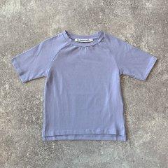 【SALE20%OFF】MINGO T-shirt Lilac ミンゴ 半袖Tシャツ(ライラック)