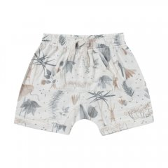 Rylee and Cru jungle front pouch short coconut ジャングル柄フロントポケットショートパンツ(ココナッツ)