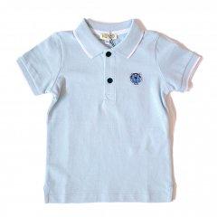 【SALE30%OFF】KENZO POLO JB 2 LIGHT BLUE ケンゾー ポロシャツ(ライトブルー)