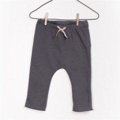 【SALE30%OFF】Play Up Jersey Legging プレイアップ リボン付レギンス(ダークグレー)