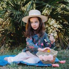 【SALE20%OFF】Louise  Misha Pants Roselina Blush ルイーズミーシャ ロングパンツ(ピンク)