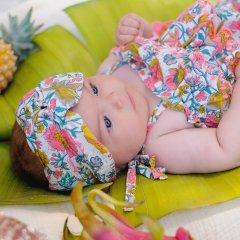 【SALE30%OFF】Louise  Misha Headband Eden Multi Flowers ルイーズミーシャ ヘアバンド(マルチフラワー)