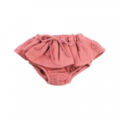 【SALE20%OFF】tocoto vintage Ruffle thick bambula culotte PINK トコトヴィンテージ ラッフルブルマ(ピンク)