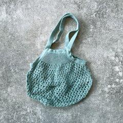 【SALE30%OFF】tocoto vintage Net shopping mini bag GREEN トコトヴィンテージ ネットショッピングミニバッグ(グリーン)