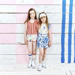 【SALE20%OFF】Noe & Zoe Visor multi kulti stars サンバイザー(マルチスター)