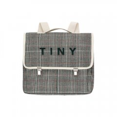 【SALE30%OFF】tinycottons TINY BACKPACK multicolor ロゴバックパック(チェック)