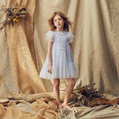 LOVE by Nellystella Baby Antoinette Dress Lavender ラブバイネリーステラ アントワネットドレス(ラベンダー)