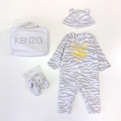 KENZO WELCOME BB PEARL GREY ケンゾー ギフトセット(パールグレー)