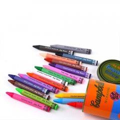 Andy Warhol Soup Can Crayons Orange ウォーホル スープ クレヨン(オレンジ)
