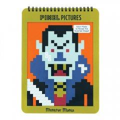 CHRONICLE BOOKS Pixel Pics Monster Mania モンスターマニア ピクセルピクチャー