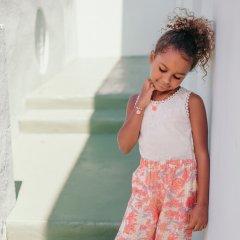 【SALE20%OFF】Louise Misha Marcel Tibana Cream  ルイーズミーシャ 刺繍タンクトップ(フレンチバニラ)