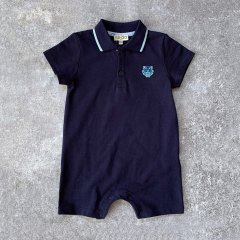 【SALE20%OFF】KENZO POLO BB B3 04P. NAVY 半袖ポロボディ(ネイビー)