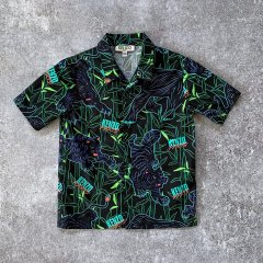 【SALE20%OFF】KENZO JACK 02. BLACK 半袖シャツ(ブラック)